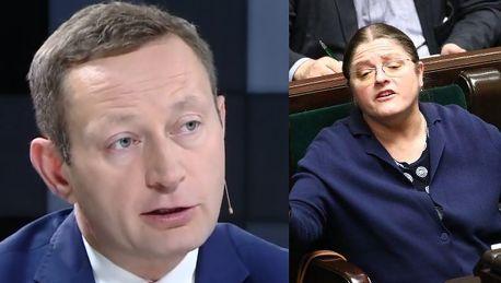 Rabiej wbija szpilę Krystynie Pawłowicz Ona w wielu sprawach jest źle poinformowana