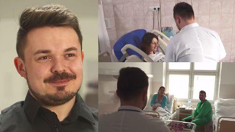 Położny Mateusz Maga Facet nie potrafi nawet grypy przeżyć Mężczyźni nie potrafiliby przeżyć porodu