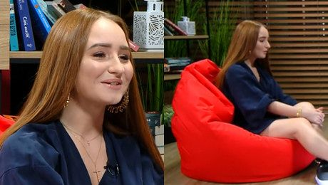Dramat Angeliki Muchy Ludzie dali mi naklejkę że jestem fanką Justina Biebera i to wszystko