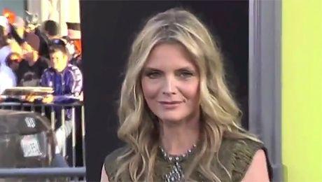 54 letnia Michelle Pfeiffer promuje nowy film PIĘKNA