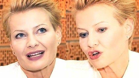 Kożuchowska reklamuje nowy serial Staramy się pokazać prawdę