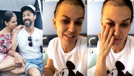 Alżbeta Lenska wraca do zdrowia Jedna na trzy osoby przeżywa pęknięcie tętniaka