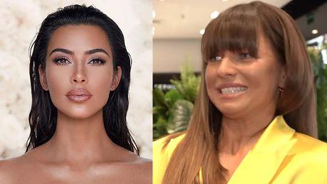 Anna Lewandowska Konturing w stylu Kim Kardashian nie jest dla mnie