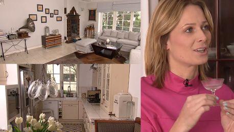 Moro też pokazała dom w TVN ie… Papier toaletowy ustawiam specjalnie dla Rozenek