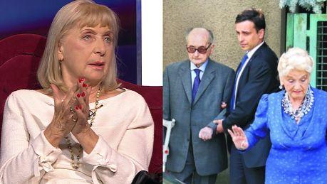 Kiszczakowa o Jaruzelskiej Opowiadała o rozwodzie kiedy umierał jej mąż CO ZA WARIATKA