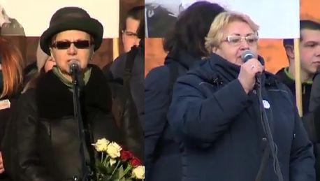 Danuta Wałęsa broni męża Jakby Wałęsa nie rozmawiał z komunistami to nic by nie osiągnął