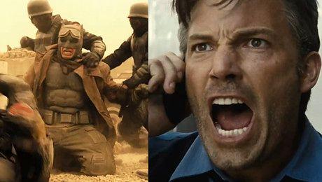 Ben Affleck jako Batman Zobaczcie najnowszy trailer