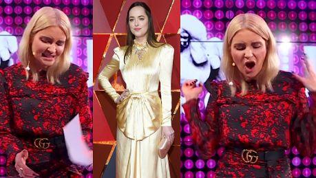 Horodyńska zawiedziona Oscarami Zabrakło diw na czerwonym dywanie