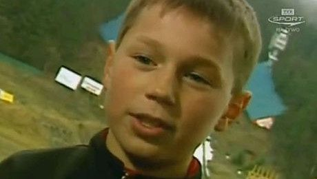 12 letni Kamil Stoch marzył o MEDALU OLIMPIJSKIM