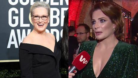 Dereszowska uczy się od Meryl Streep Nawet ona prowadzi swoje media społecznościowe