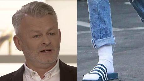 Skarpety do sandałów Moda na brzydotę dopiero się rozkręca