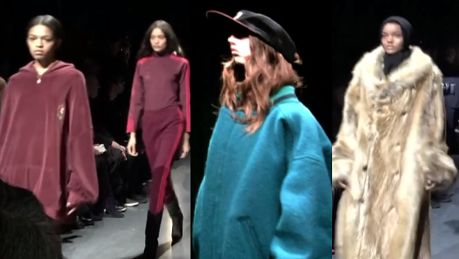 Tak wyglądał pokaz Kanye Westa na New York Fashion Week