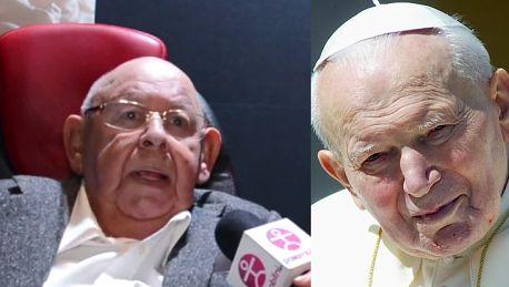 Urban Jan Paweł II to marny aktor który GRAŁ POBOŻNISIA