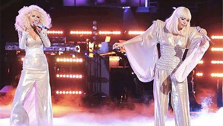 Gaga i Aguilera wydają wspólny singiel HIT
