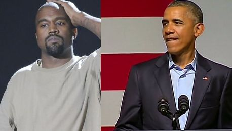 Obama o kandydaturze Kanye Westa Mam dla niego kilka rad