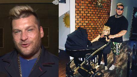 Popek czeka na narodziny syna Parę dni temu kupiliśmy wózek