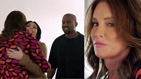 Kayne West chwali Caitlyn Jenner w reality show