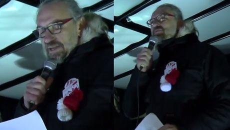 Kijowski pod Sejmem Żaden mój błąd nie powinien mieć wpływu na waszą wiarę