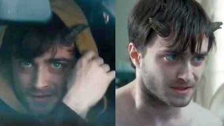 Daniel Radcliffe Z ROGAMI w najnowszym filmie