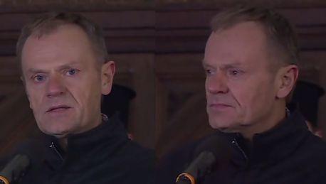 Paweł Adamowicz nie żyje Tusk żegna prezydenta Gdańska Dla Ciebie obronimy Polskę