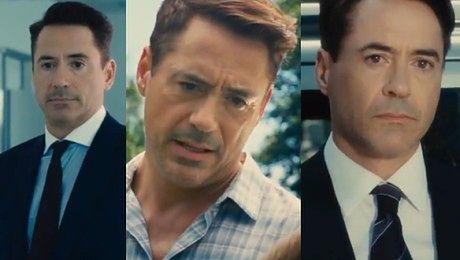 Seksowny Robert Downey Jr w nowym filmie