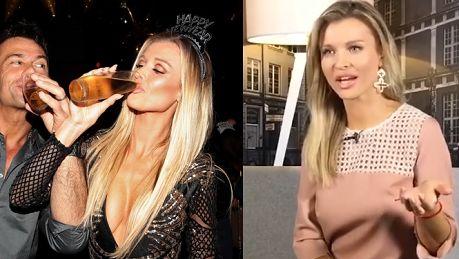 Joanna Krupa Lubię alkohol raz na jakiś czas trzeba się napić