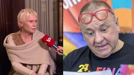 Ewa Błaszczyk o rezygnacji Owsiaka Odpocznie ochłonie i wróci