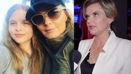 Monika Zamachowska wspiera strajk nauczycieli Ma na moje dziecko większy wpływ niż ja