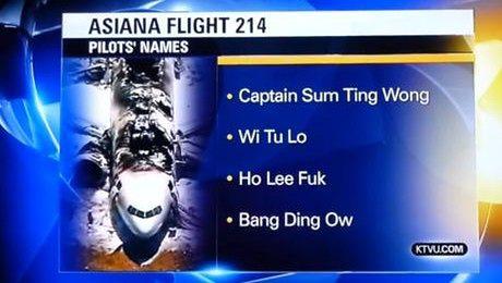 KIEPSKI ŻART z pilotów rozbitego samolotu