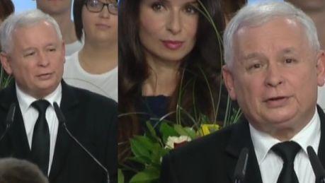 Jarosław Kaczyński Panie prezydencie melduję wykonanie zadania