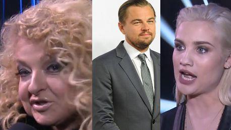 Gessler Mam nadzieję że Leo dostanie Oscara jestem w nim wiecznie zakochana