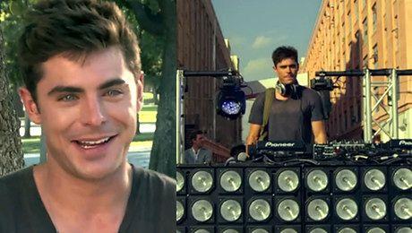 Zac Efron o nowym filmie Nie spodziewałem się że bycie DJ em to taka trudna robota