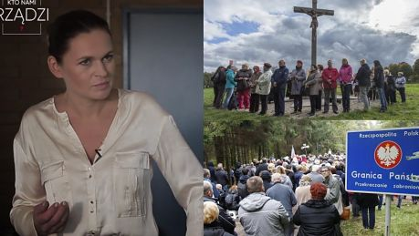 Nowacka oburzona sfinansowaniem Różańca do granic przez państwo Tu podróż za złotówkę a chore dzieci muszą płacić w centrum onkologii