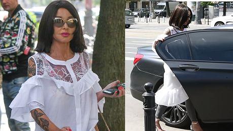 Nowa fryzura Ewy Minge opuszcza TVN Wygląda lepiej
