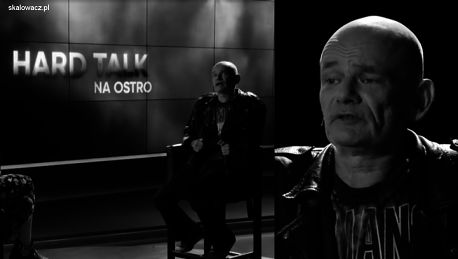 Ostatni wywiad z Robertem Brylewskim Jak się nie jest pozerem na scenie to jest się inwalidą