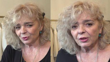 Katarzyna Grochola promuje pierwszy kryminał Zaczynamy od skaleczenia penisa trupowi
