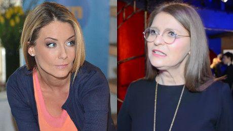 Surowa Lejdi Irena ocenia kulturę Małgorzaty Rozenek Nie będę mówiła źle o koleżankach