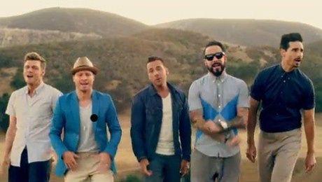 Backstreet Boys POWRACAJĄ