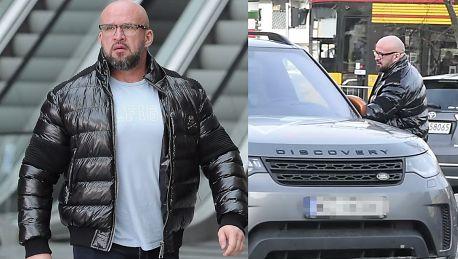 Muskularny Oświeciński wychodzi z TVP