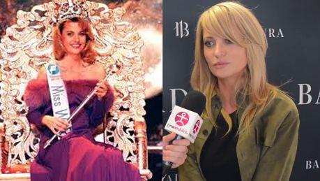 Kręglicka narzeka na tytuł Miss World Nie zawsze czułam się we własnej skórze