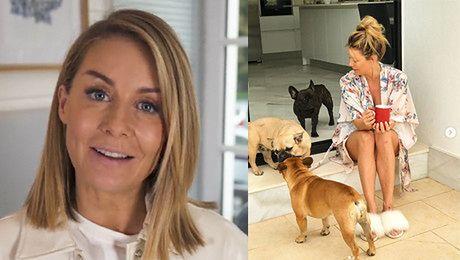 Poznaj mojego psa Małgorzata Rozenek ujawnia Psy są dla nas TAK SAMO WAŻNE JAK DZIECI