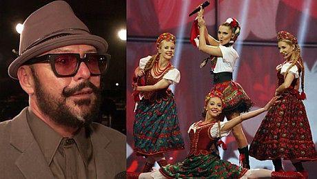 Jacyków o Eurowizji Widziałem polski występ i bardzo mi się podobało