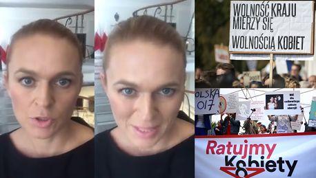 Barbara Nowacka Posłowie wolą rozmawiać o projekcie który torturuje kobiety