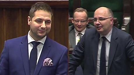 Awantura w Sejmie Mieszkańcy okręgu posła Kropiwnickiego skarżą się że prowadzi AGENCJĘ TOWARZYSKĄ