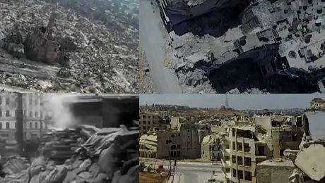 Warszawa dla Aleppo UNESCO chce by Polska pomogła w odbudowie syryjskiego miasta
