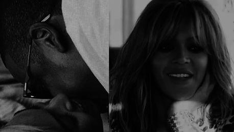 Namiętne pocałunki Beyonce i Jaya Z