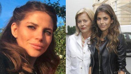 Weronika Rosati jest uzależniona od rodziców Dbają aby miała własny azyl