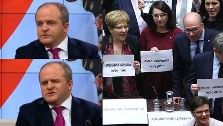Paweł Kowal Dziennikarze wyrastali z politykami w Sejmie