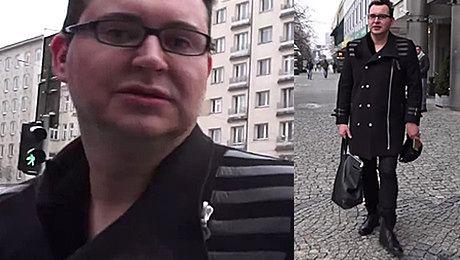 Witkowski wychodzi z Dzień Dobry TVN