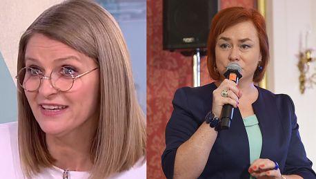 Mentorka Projektu Lady o bosej posłance Gądek Kto zdejmuje buty w Sejmie To jest błąd